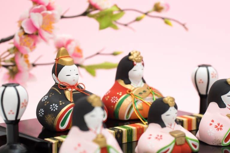 ひな祭りケーキ画像